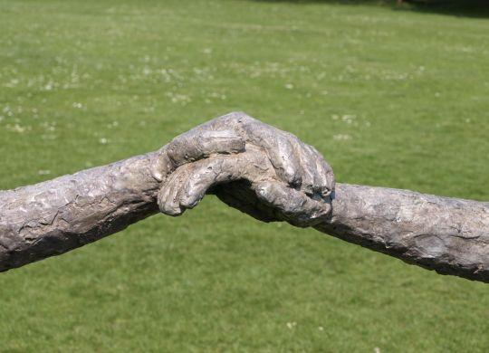 mans unides- confiança