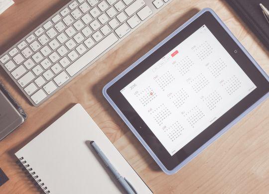 organitzar blog