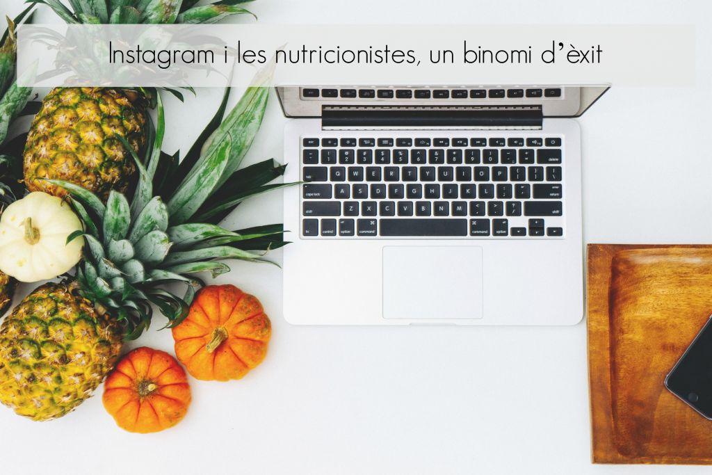 instagram i nutricionistes