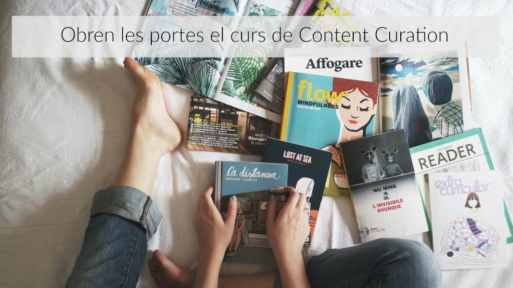 curs de content curation