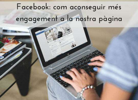 Facebook engagement pagina