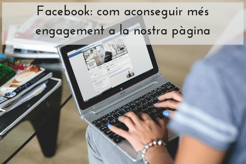 Facebook engagement pagina