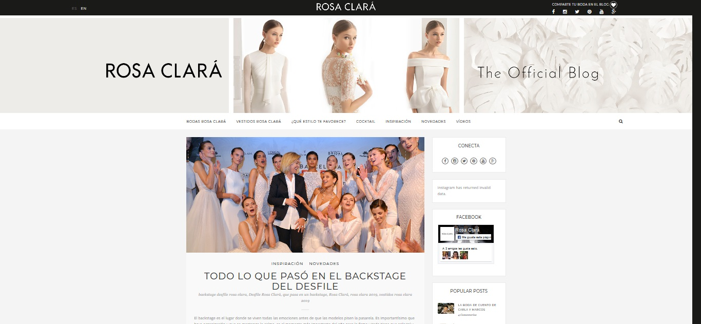 BlogRosaClara