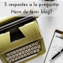 tenir-blog