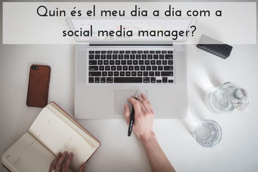 dia a dia social media manager