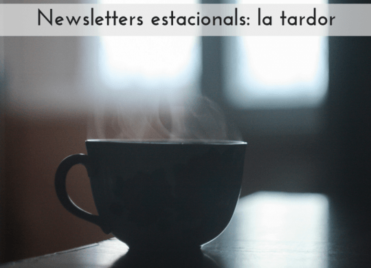 newslettersestacionals