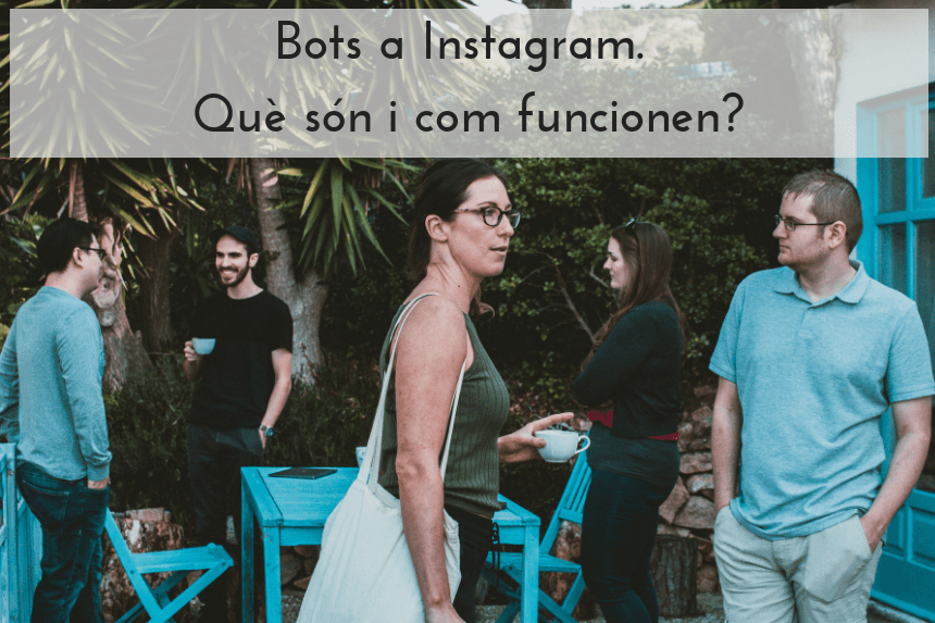 Bots a Instagram