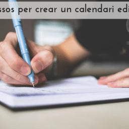 crear calendari editorial