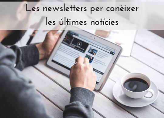 newsletters coneixer noticies